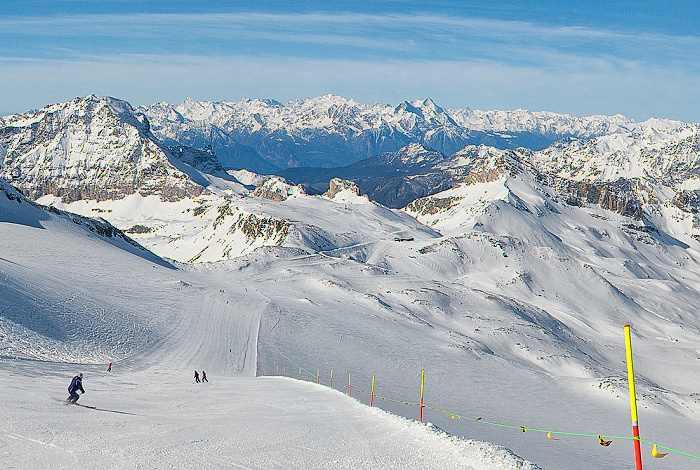 Cervinia - Zermatt