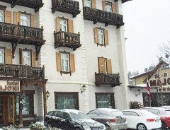 Cortina d´Ampezzo - Hotel MAJONI ****